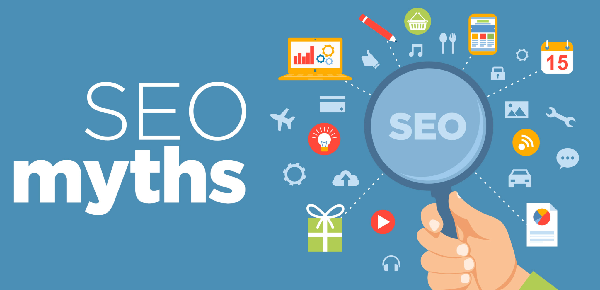 5 SEO Myths You May Be Wasting Your Time On